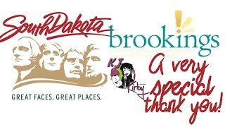 Brookings (SD) United States  City pictures : A Special Thank You to Brookings, South Dakota