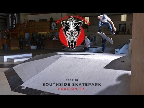 Stop #10 Volcom's Wild in the Parks - Southside Skatepark