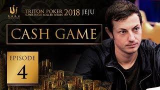 Video Triton Poker Super High Roller Jeju 2018 Cash Game - Episode 4 MP3, 3GP, MP4, WEBM, AVI, FLV Maret 2019