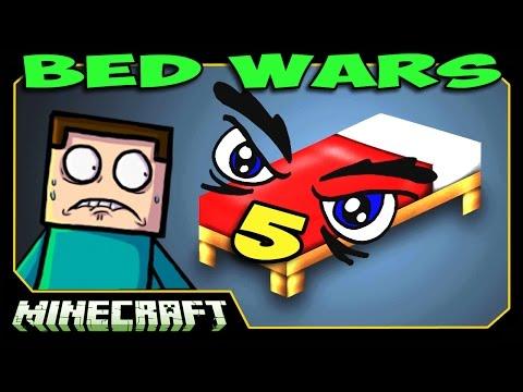 Видео майнкрафт с дилероном и миникотиком и свинкой bed wars