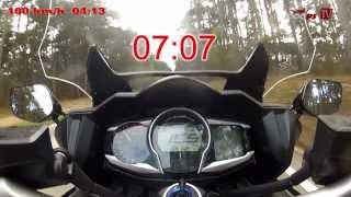 3. 0-200km/h Yamaha FJR13000A 2013