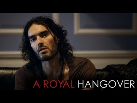 Russell Brand on Alcohol & Addiction – Interview Clip From New Documentary 'A Royal Hangover'