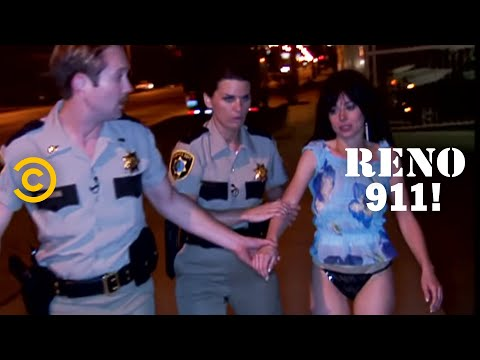RENO 911! - Very Drunk And Extremely Disorderly