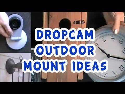 Outdoor Dropcam Hacks