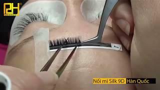 Nối mi Silk 9D Hàn Quốc