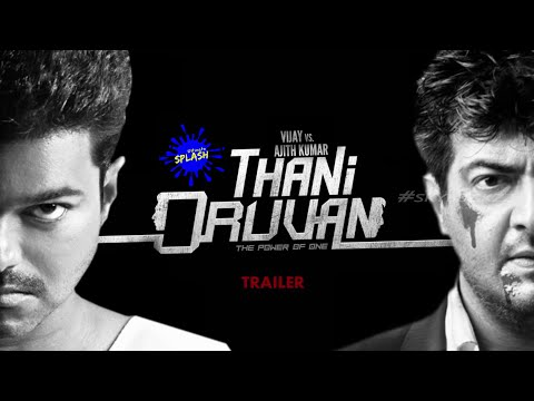 Thani Oruven Trailer | Thala Thalapathy Version | Ultimate SPLASH