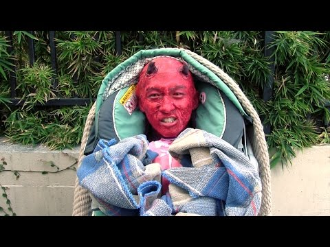 devil - Click Here For Demon Priest Scare Prank: http://goo.gl/PfHXnE Subscribe Now For More: http://goo.gl/a9Tqgd Click Here For More Craziness: http://goo.gl/XZEDCG See BTS picture before it goes...