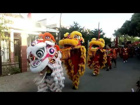 Rước kiệu giỗ Tổ Hùng Vương 2019 - Châu Hưng, Bình Đại - Thời lượng: 18 phút.