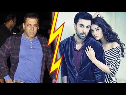 Salman Khan To Have A Face Off With Aishwarya Rai