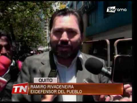 Prefecta de Pichincha detenida para investigaciones
