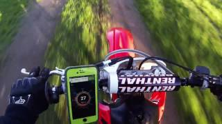8. 2015 CRF150R Top Speed