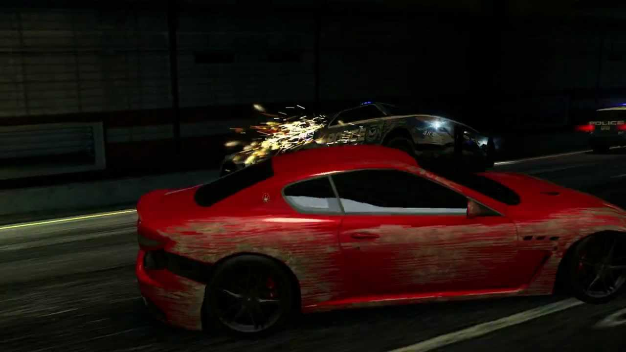 'Need For Speed Most Wanted' Review - A Racer That Really Twirls My Keychain