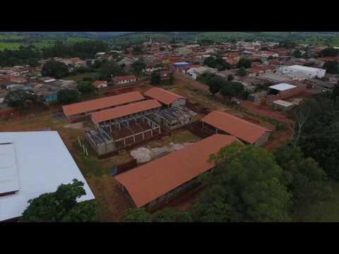 Futura Escola Municipal Raio de Luar em Ouro Verde de Goiás
