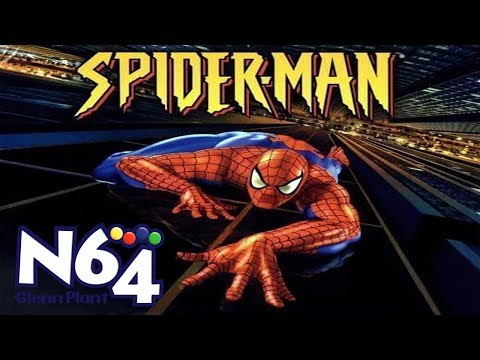 spider man nintendo 64