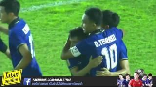 Video AFF Suzuki Cup 2016 : ทีมชาติเมียนม่า 0-2 ทีมชาติไทย (รอบรองฯ เลกแรก) MP3, 3GP, MP4, WEBM, AVI, FLV Januari 2018