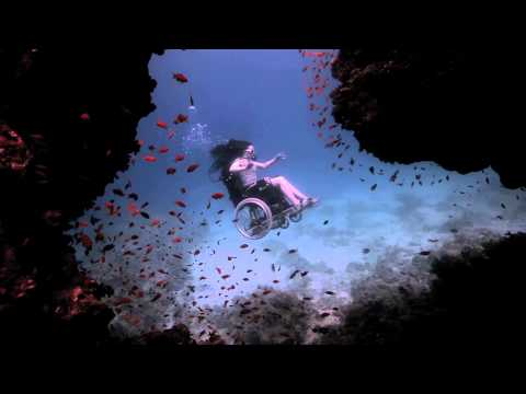 Sue Austin Underwater Wheelchair - the director's cut