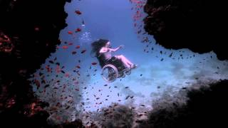 Truly Inspiring: Deep Sea Diving ... In A Wheelchair