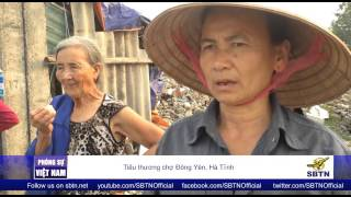 Ha Tinh Vietnam  City pictures : 28/04/16 - PHÓNG SỰ VIỆT NAM: Hà Tĩnh - Chợ Đông Yên mùa cá chết