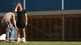 The Perfect Day - Behind The Scenes - Johan Elmander