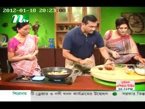 Naveed on NTV show