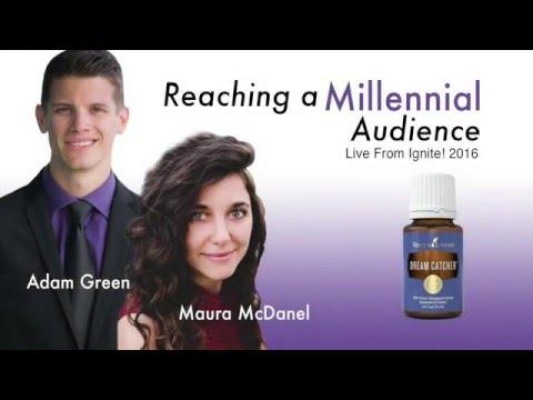 Reaching A Millennial Audience