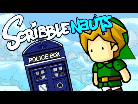 Scribblenauts Unlimited #15: THE TARDIS!