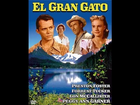 EL GRAN GATO (The Big Cat, 1949, Full Movie, Spanish, Cinetel)