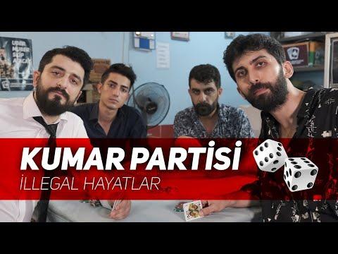 KUMAR PARTİSİ ( İllegal Hayatlar )  - Röportaj Adam