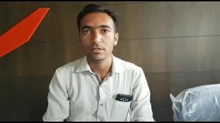 Mr. Hitesh Kumar Raseek Bhai Patel - Testimonial