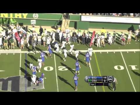 Doug Martin vs Colorado St. 2011 video.