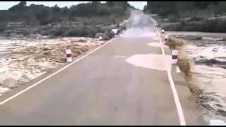Terrifying Flash Flood