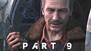 Uncharted 4 A Thief's End Walkthrough Gameplay Part 9 - Avery (PS4)