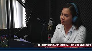 Episode 12 with OIC Assistant Regional Director for Research and Regulations Digna Narvacan