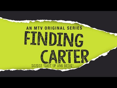 """Finding Carter S02E02 """"Shut Up And Drive"""" Promo VOSTFR"""