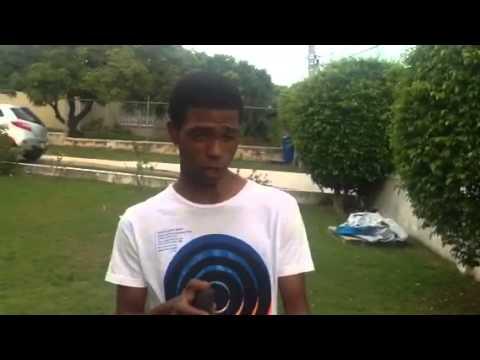 Malik's mad freestyle