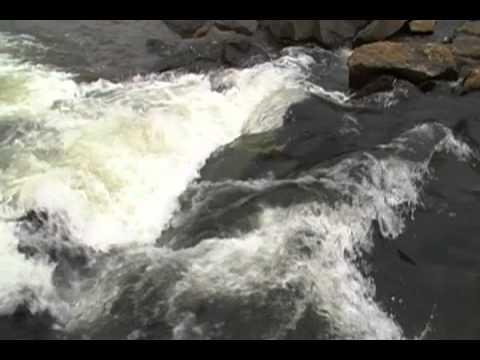 Rio Meia Ponte em Aloândia