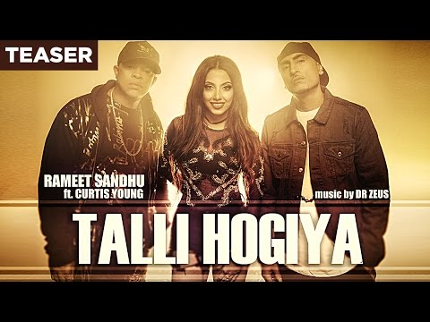 Video Talli Hogiya (Song Teaser) Rameet Sandhu Ft. Curtis Young | Dr Zeus | Coming Soon download in MP3, 3GP, MP4, WEBM, AVI, FLV January 2017