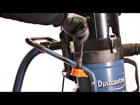 Dustcontrol DC 2900c eco, Støvsuger