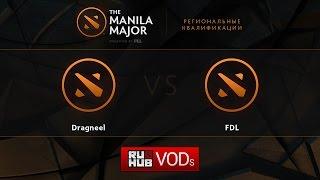 Dragneel vs FDL, game 3