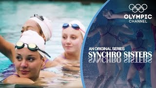 "Members of Aquanuts and Aquamaids reveal the sacrifices - both inside the pool and out - required for elite synchronised swimming.Follow the behind-the-scenes routine of Synchronized Swimming teams in ""Synchro Sisters"": http://bit.do/SynchroSistersENSubscribe to the official Olympic channel here: http://bit.ly/1dn6AV5"