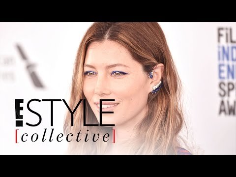 How to Wear Blue Makeup | E! Style Collective | E! News