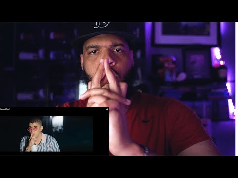 [reaccion] Ni Bien Ni Mal - Bad Bunny ( Video Oficial ) - Jaycee!
