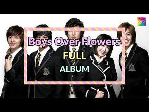 🌸🌼 Boys Over Flowers OST Full Album ♥️