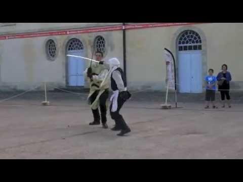 Templier VS Sarrasin - CNCS