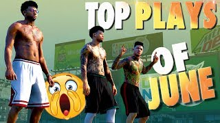 """NBA 2K17 Top Plays of June MyPark 3v3 Highlights and Funny Moments. Crazy Reactions, Double - Quadruple Lobs, Putbacks & More. VOTE HERE: http://www.strawpoll.me/13380188My Instagram https://www.instagram.com/shakedown2012tv/To Send In A Clip For The Top 10 Plays: Email: ShakeDownTop10@Yahoo.comHow To Send In A Clip! PS4 Users: Use Share Factory & Upload to YouTube """"Unlisted""""XB1 Users: Get the YouTube App & Upload to YouTube """"Unlisted""""To Submit your clip on YouTube:1. Upload an HD clip Unlisted (instead of Public or Private)2. Title it """"(Your Name) for ShakeDown2012's Top 10"""" ex: """"Tim for ShakeDown2012..."""" Specify Top 10 Dunks, Blocks, Crossovers etc.3. You can submit more than one HD clip4. Remove the Circle by Holding LB & RB (L1 or R1) in instant replay5. Send the Clip to ShakeDownTop10@yahoo.com TIP: Play it in Regular Motion. TIP: Show at least 3 angles.TIP: PS4, XB1 or PC only.TIP: No cell phone or camera captured footage.TIP: No Montages Please. Separate your clips. ★★Subscribe★★http://www.youtube.com/user/ShakeDown2012★ ShakeDown2012 daily on Twitter★http://twitter.com/ShakeDown2012★ ShakeDown2012 daily on Twitch★http://www.twitch.tv/ShakeDownXL★ ShakeDown2012 - Xbox One★ ShakeDownXL - PSN★ ShakeDownXL - Steam"""