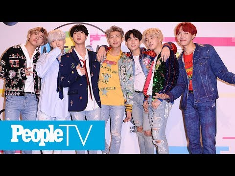 K-Pop Band BTS Top Time Magazine's Annual List Of 'Next Generation Leaders' | PeopleTV