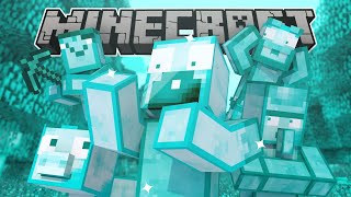 Video If Everything Was Changed To Diamond - Minecraft Animation MP3, 3GP, MP4, WEBM, AVI, FLV September 2017