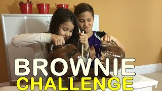 "This ""Brownie Challenge"" will definitely challenge your taste buds!  Kaden and Kiana will not forget this experience.  Keep watching for outtakes at the end of the video.  Have you tried this challenge?  Please give up a ""thumbs up"" if you like our video.  If there are any challenge you want to see Kaden & Kiana do, please leave a comment below.  For more challenge videos, please subscribe to our channel!Thanks for watching!!!Music: Carefree by Kevin MacLeod"