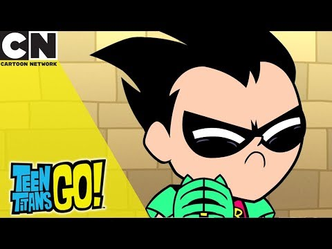 Teen Titans Go! | The Work of a Master Detective | Cartoon Network