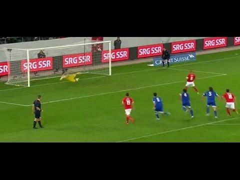Switzerland vs San Marino 7-0  All Goals & Highlights 09.10.2015